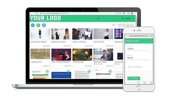 FY19 - User Portal with Video