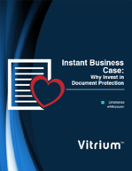 Instant Business Case: Why Invest in Document Protection